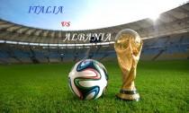Italia vs Albania - Giuseppe Cusumano